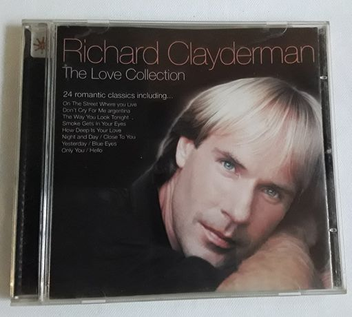 CD Richard Clayderman - The Love Collection