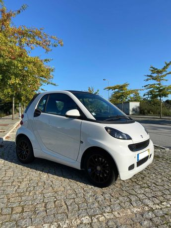 Smart Fortwo II Coupe 0.8 CDi 2007