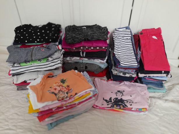 Ubranka dla dzieci 110-116 cm