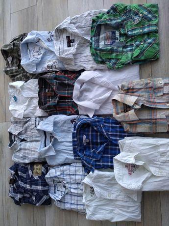 Koszule dla chłopca 128 - 140