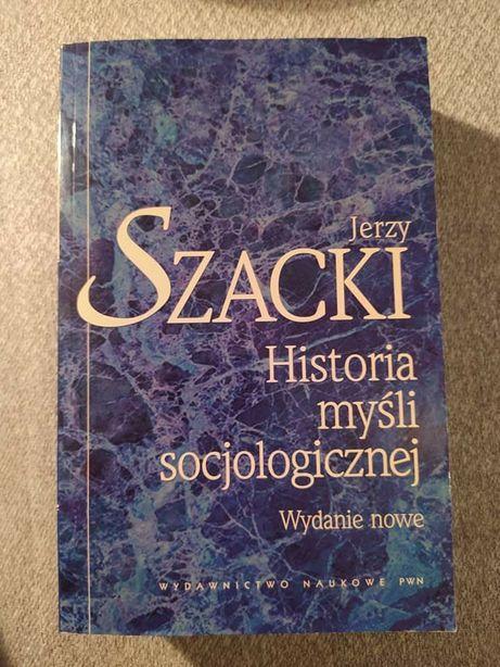 Historia myśli socjologicznej Jerzy Szacki