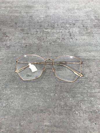Okulary Oprawki Korekcyjne Dior