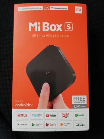 Sprzedam Mi Box S 4k