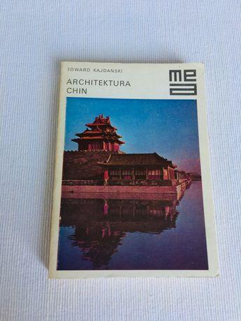 Kajdański Architektura Chin