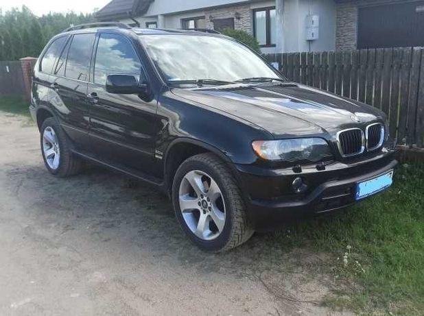 BMW E53 3.0D 2003r napęd 4x4