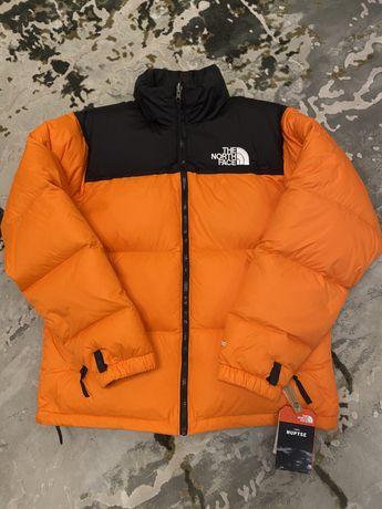 Пуховик , куртка , ветровка The North Face Nuptse 1996 , lacoste