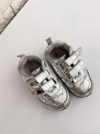 Кроссовки, кроссовочки на девочку, 25 размер, 15 см