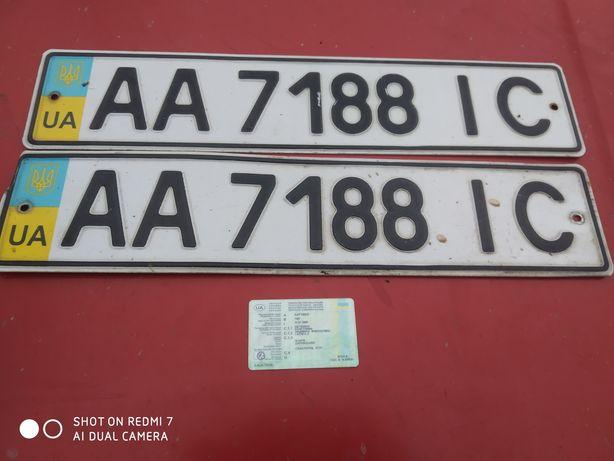 Кузов с документ ваз-21013.