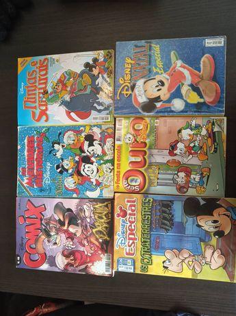 Colecção banda desenhada Disney