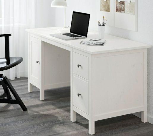 Biurko Hemnes z Ikea