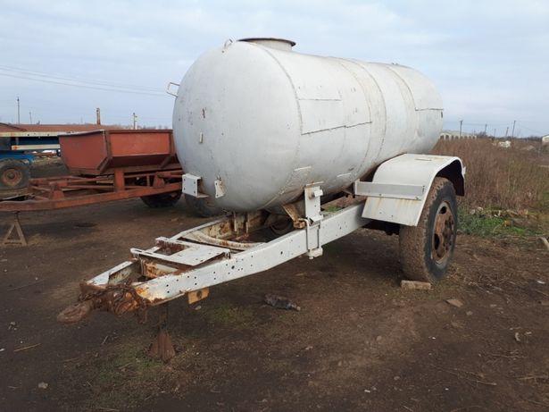 Ассенизатор прицепная тракторная бочка