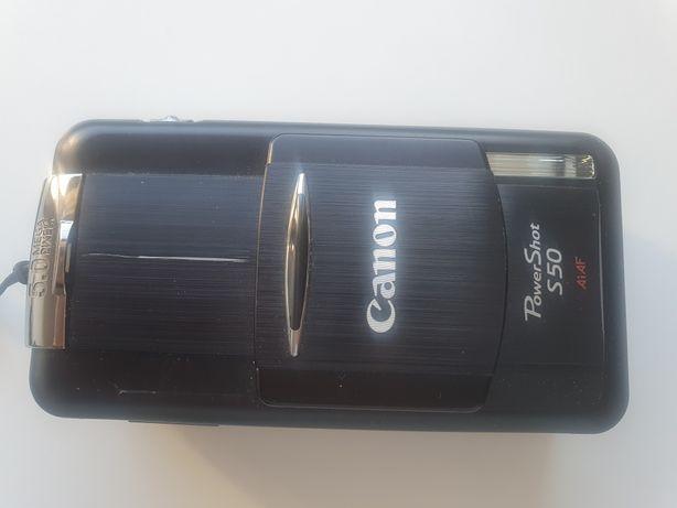 Aparat Canon PowerShot S50