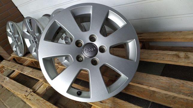 Felgi aluminiowe AUDI 16'' 5x112 ET50 SEAT SKODA VW