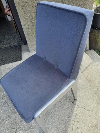 Krzesło ozdobne po renowacji