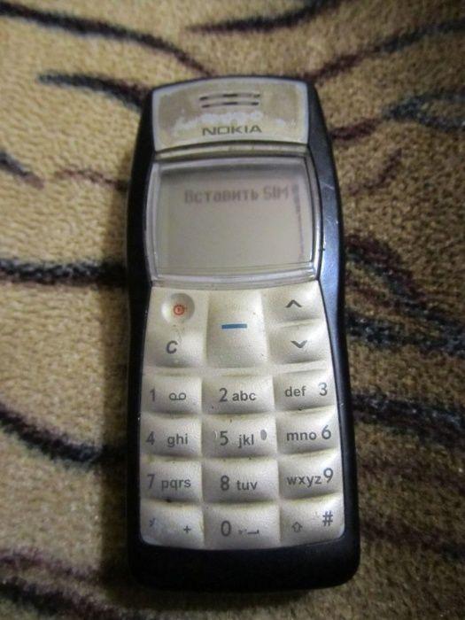 Телефон Nokia 1100. Германия, Бохум. Редкий. Эксклюзив Краматорск - изображение 1