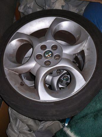 Felgi aluminiowe Alfa Romeo