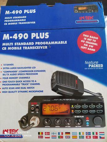 Cb radio Intek M490 Plus