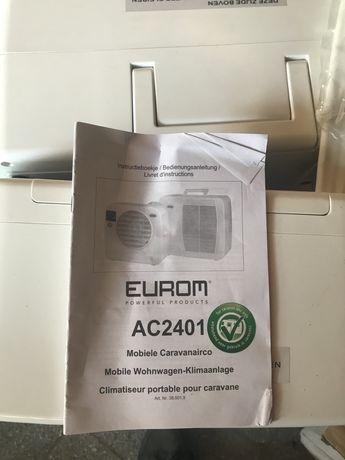 Klimatyzator eurom AC 2401 do kampera lub przyczepy