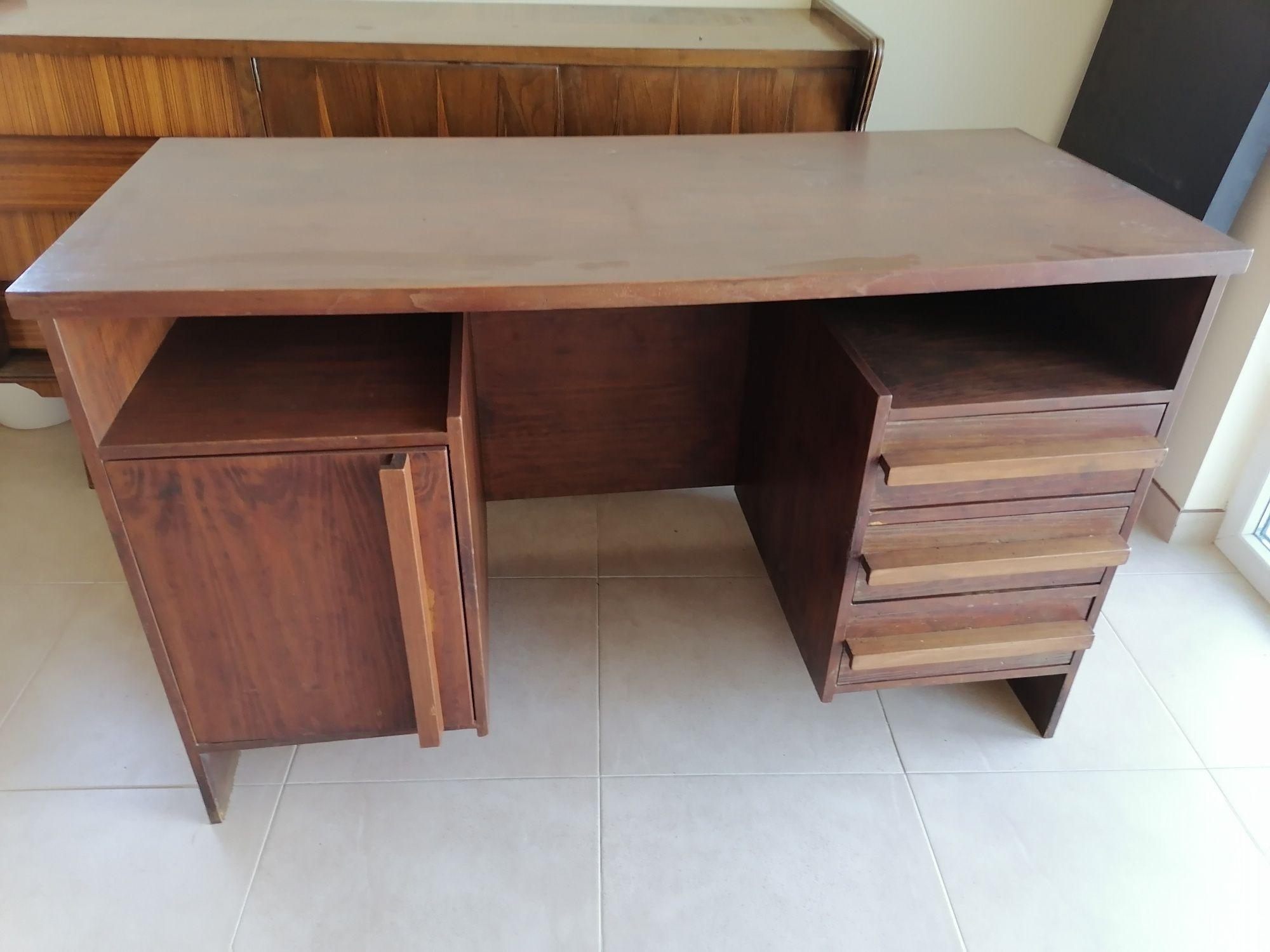 Mesa escritório, secretária, escrivaninha