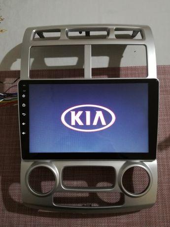 Radio Kia Sportage 2 rok 2004do2008 Android 9 RAM 2GB
