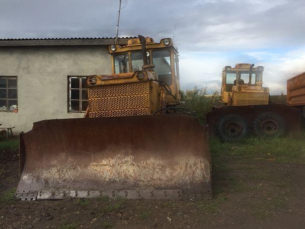 Бульдозер ЧТЗ Т-130, Т-170, Дт-75