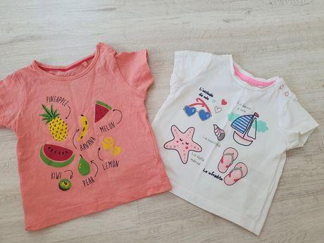 Bluzki, Koszulki z krótkim rękawem CoolClub i lupilu