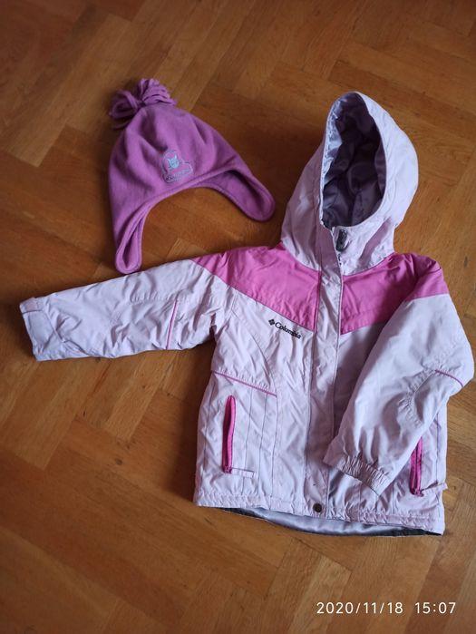 Куртка Columbia зима 110-120см Киев - изображение 1