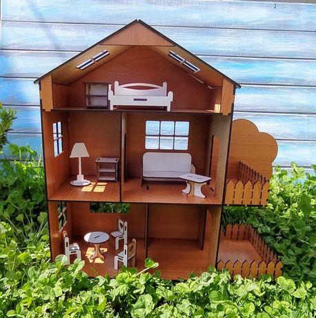 Домик. Домик для кокол Lol. Кукольный дом супер цена ! Игрушечный дом