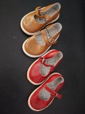 Винтажные сандали СССР