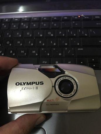 Olympus mju ii / 2 35мм 2.8