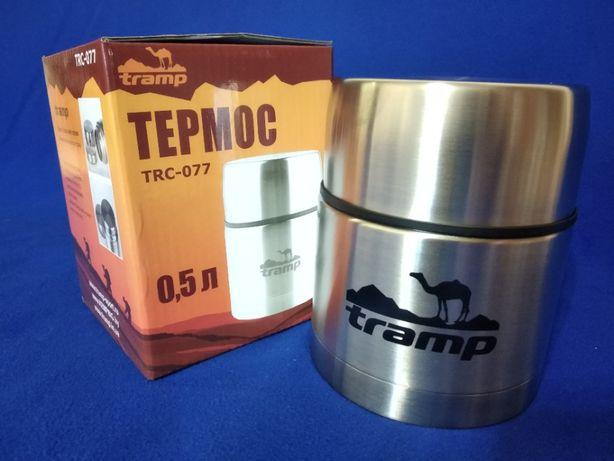 Термос Tramp с широким горлом 0,5 л ланч-бокс пищевой