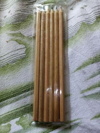 Lápis de cor conjunto de 6