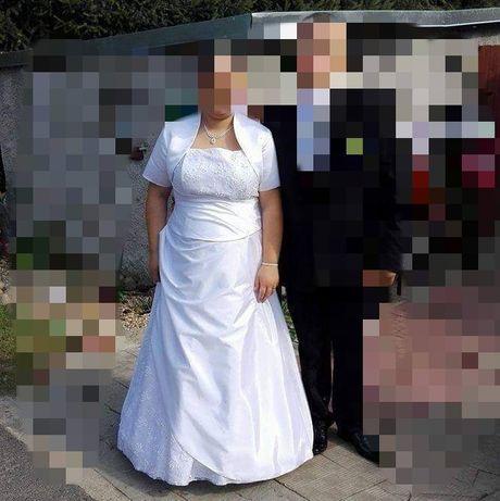 Suknia ślubna 44-48