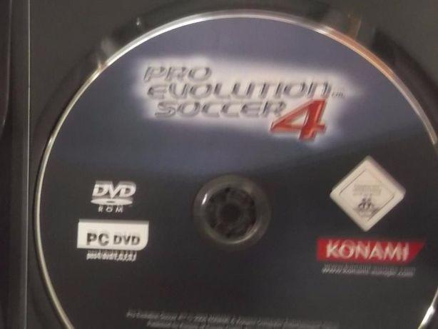 jogo pro evolution SOCCER 4