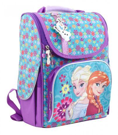 Школьный ортопедический ранец, рюкзак 1 Вересня Frozen для девочки.