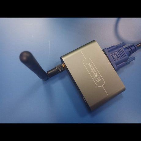 Emissor Video áudio Wifi