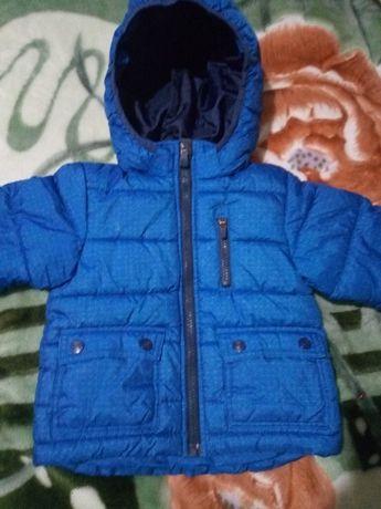 Куртка демисезон-еврозима H&M размер 92