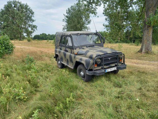 УАЗ 469 2.4 бензин 1994р