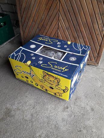Ящик банановый и пластиковый