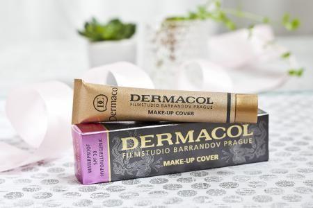 Тональный крем. Оригинал 100% качество Dermacol (Дермакол)