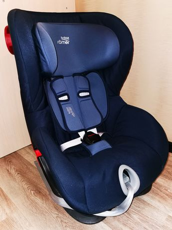 Безопасное Автокресло Britax Romer King 2 Moonlight Blue 9м.-4лет.