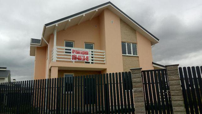 Будинок 165м2, 7сот. в котеджному містечку - 5 км від Києва
