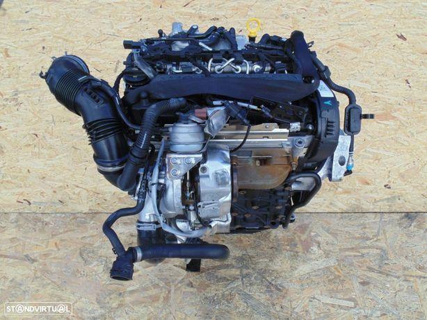 Motor VW TOURAN II TIGUAN III 1.6L 115 CV - DGD