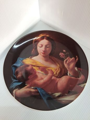 Prato Natal Vista Alegre 1996