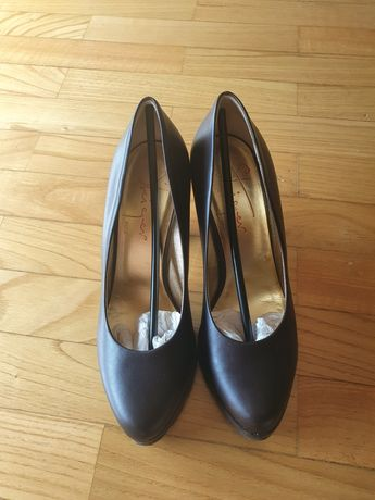 Sapatos walter Steiger