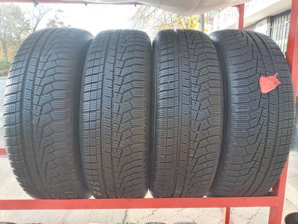 Продам зимние шины 2019 года 215/65/17 Hankook winter i*cept evo2 suv