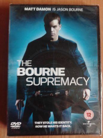 The Bourne supremacy krucjata Bournea dvd