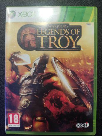 Warriors Legends of troy Xbox 360 Stan foskonały