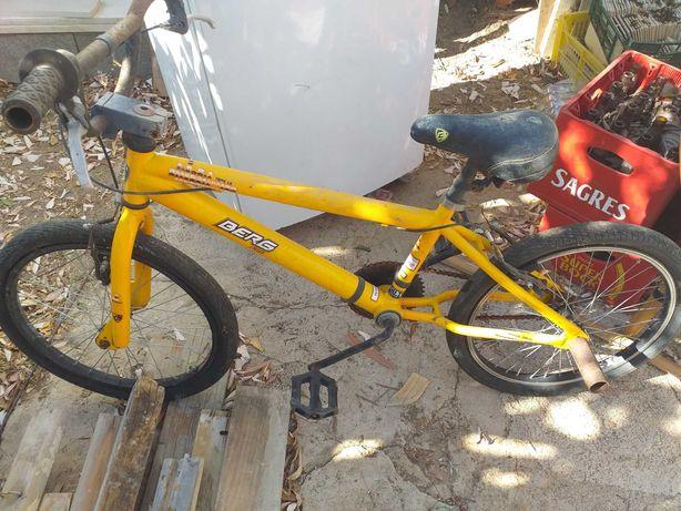 Bicicleta  berg EN 14765