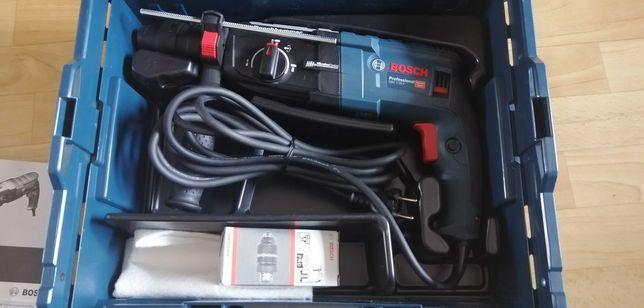 Nowa Najmocniejsza Młoto-wiertarka Bosch GBH 2-28F 3,2J